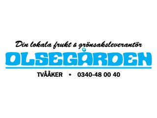 """Olsegården & """"Taste of Halland"""""""