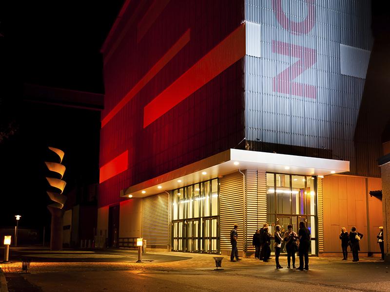 Ny mässhall 2022: Nova Arena
